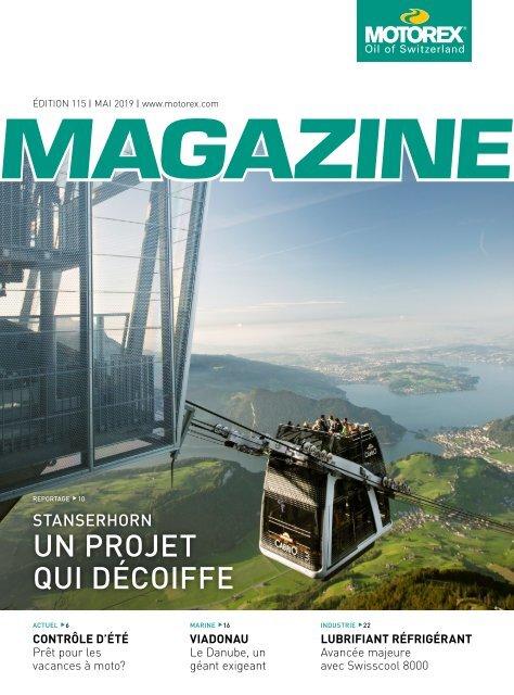 MOTOREX Magazine 2019 115 FR