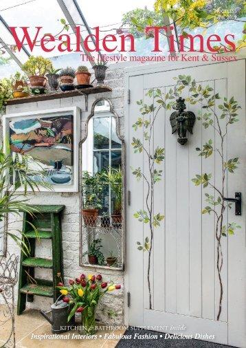 Wealden Times | WT208 | June 2019 | Kitchen & Bathroom supplement inside
