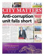 City Matters 099