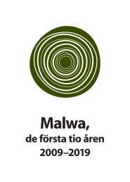 Malwa de första 10 åren!