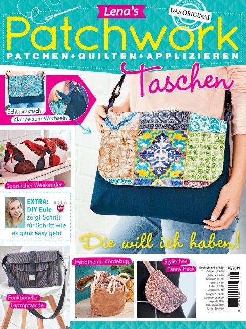 Lena´s Patchwork Taschen Nr. 76