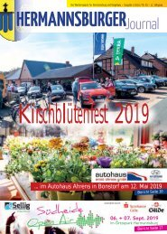 Hermannsburger Journal 2 2019 APRIL