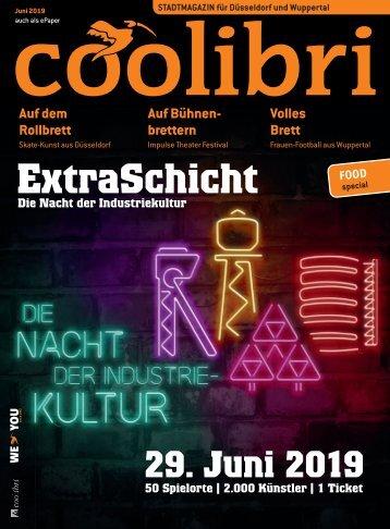Juni 2019 - coolibri Düsseldorf, Wuppertal
