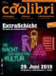 Juni 2019 - coolibri Recklinghausen, Gelsenkirchen, Herne
