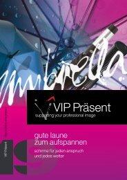 VIP-Präsent - Gute Laune zum Aufspannen 2019