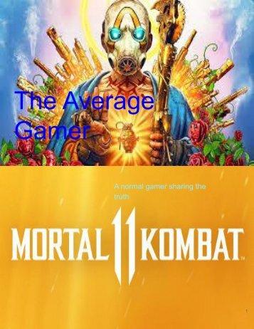 The Average Gamer