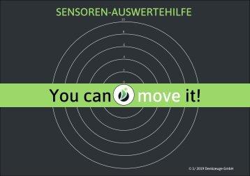 Sensoren-Auswertehilfe