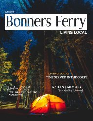 June 2019 Bonners Ferry Living Local
