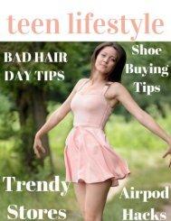teen lifestyle