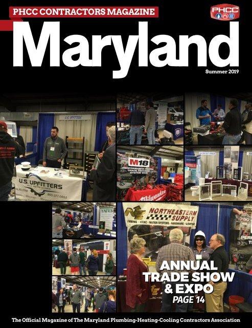 Maryland PHCC Summer 2019