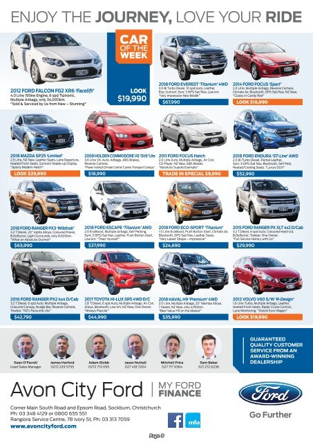 Best Motorbuys: May 31, 2019