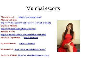 Independent girls in Mumbai
