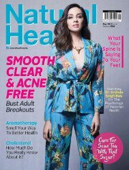 Natural Health  May 2019
