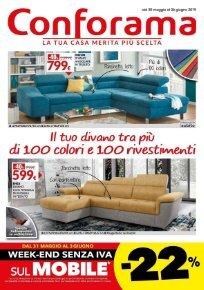 timeless design 65a74 8babc Conforama Melilli (SR) - S.S. 114 Uscita Melilli, 96010 ...