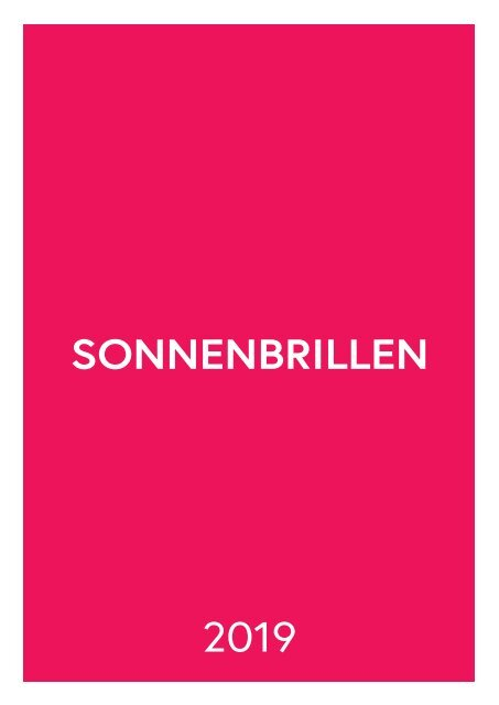 VIP Präsent - Aditan Brillen 2019