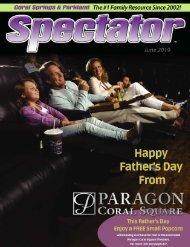 Spectator Magazine June 2019