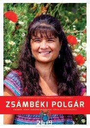 Zsámbék Polgár - 2019. június