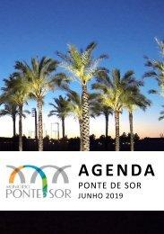 Agenda Ponte de Sor - junho 2019