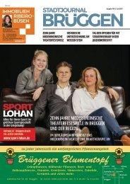 Stadtjournal Brüggen Juni 2019