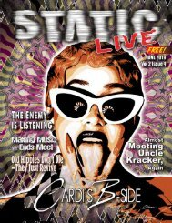 June 2019 Static Live Magazine