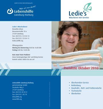 Ledie's - Lebenshilfe Lüneburg-Harburg
