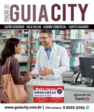 Revista Guia City Valo Velho ed 32