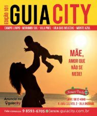 Revista Guia City Campo Limpo ed 101