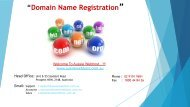 Best Domain Name For Business