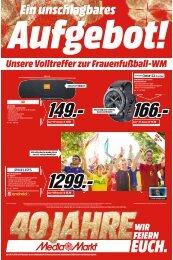 Media Markt Plauen - 05.06.2019