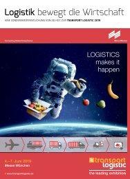 Logistik bewegt die Wirtschaft (2019)