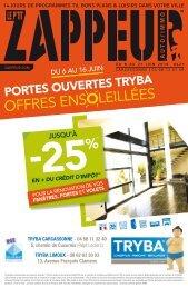Le P'tit Zappeur - Carcassonne #421