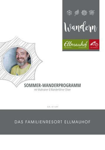 Wanderprogramm