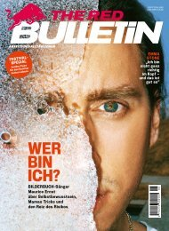 The Red Bulletin Juni 2019