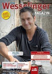 Wesselinger Stadt Magazin Juni 2019