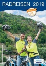 Donau Radreisen Katalog 2019