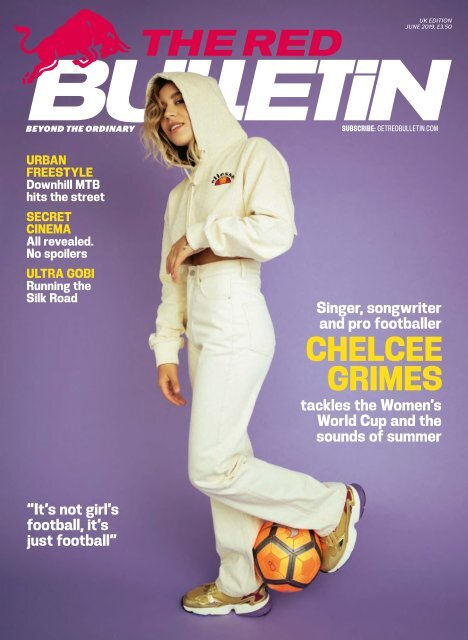 The Red Bulletin June 2019