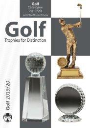 TCD Golf 2019