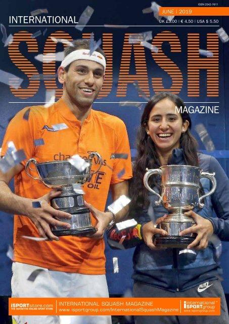 International Squash Magazine - Allam British Open Issue
