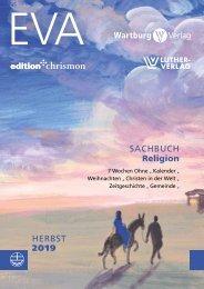 Vorschau edition chrismon Herbst 2019