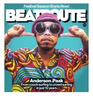 BeatRoute Magazine AB Edition June 2019