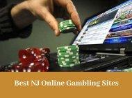 Best NJ Online Gambling Sites