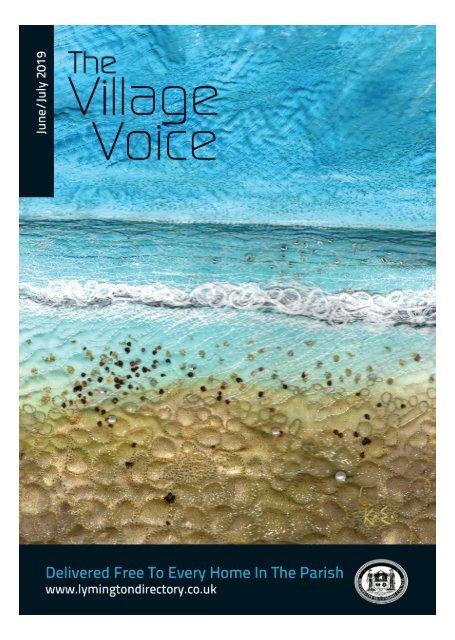 Village Voice June July 19