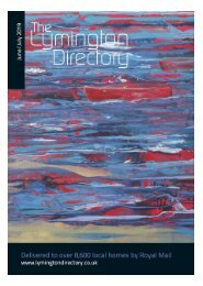 Lymington Directory  June july 19