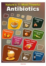 Powerful Antibiotics