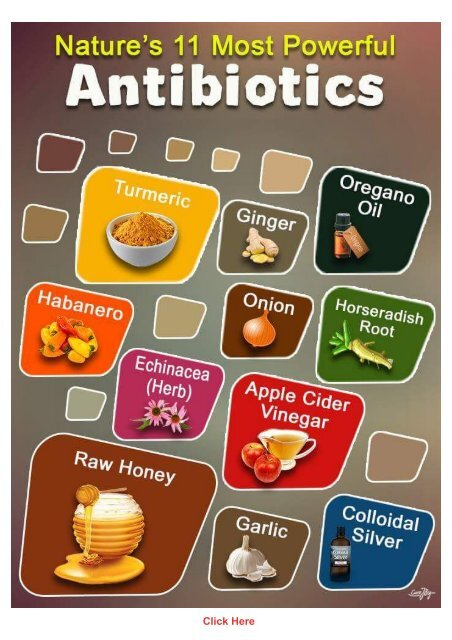 Powerful Antibiotics