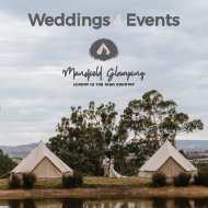 Mansfield Glamping Weddings & Events