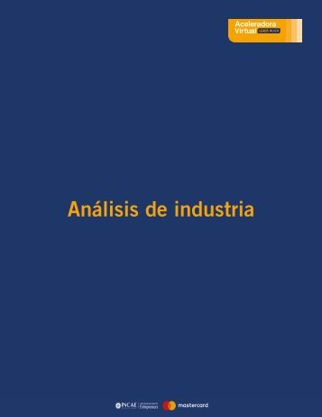 Analisis de Industria