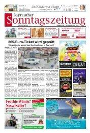 2019-06-02 Bayreuther Sonntagszeitung