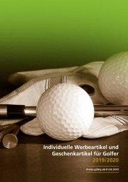 VIP Präsent - Golfball Bussjäger 2019