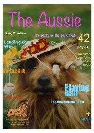 The Aussie - Spring 2019